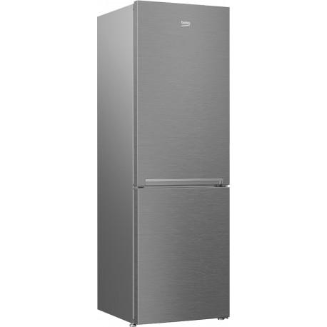 BEKO RCSA270K20X Kombinált hűtő, 175/87 liter, A+ energiaosztály, 2 Év Gyári Garancia!