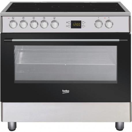 BEKO GM17300GX Kombinált Range Cookers tűzhely, Kapacitás: 112 liter, 5 év Gyári garancia!