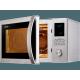 SHARP R982STWE Légkeveréses mikrohullámú sütő, 2700 W Forró levegő teljesítmény
