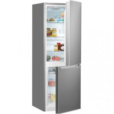 HANSEATIC HKGK14349A3I Kombinált hűtő, 122/43 liter kapacitás, A+++ Energiaosztály