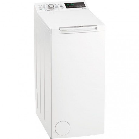 BAUKNECHT WAT PL 965/1 Felültöltős mosógép, 7 kg kapacitás, A+++ energiaosztály