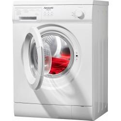 HANSEATIC HWM510A1 Elöltöltős mosógép, 5 kg kapacitás, 1000 rpm centrifuga, A+
