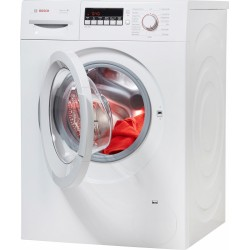 BOSCH WAK28227 Elöltöltős mosógép, 7 kg kapacitás, 1400 rpm centrifuga, A+++