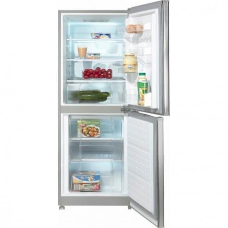 HANSEATIC BCD-180NCA3CS Kombinált hűtő, 113/65 liter kapacitás, A+++ Energiaosztály