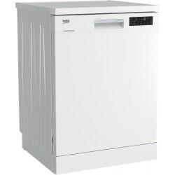BEKO DFN28420W Szabadonálló mosogatógép, 14 teríték, A++ energiaosztály, fehér színben