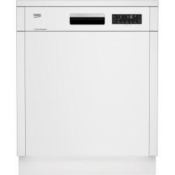 BEKO DSN6634W1 Beépíthető mosogatógép, 13 teríték, A++ energiaosztály
