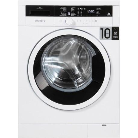 GRUNDIG GWO 37430 WB Elöltöltős mosógép, 7 kg kapacitás, A+++ energiaosztály