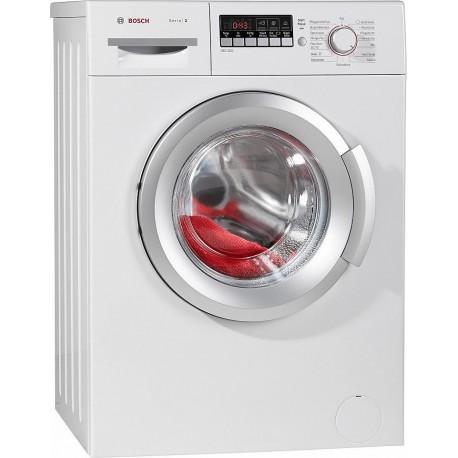 BOSCH WAB282V1 Elöltöltős mosógép, 6 kg kapacitás, A+++ energiaosztály