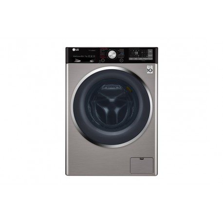 LG F14WD107TH6 Szárítós mosógép, 10,5/7 kg kapacitás, 1400 rpm centrifuga