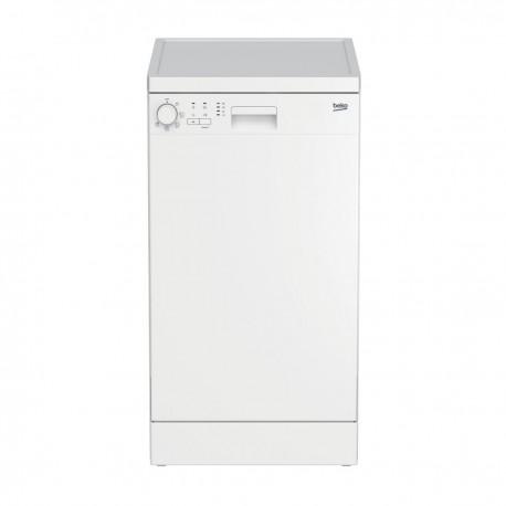 BEKO DFS05012W Keskeny mosogatógép