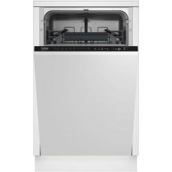 BEKO DIS26020 Keskeny beépíthető mosogatógép