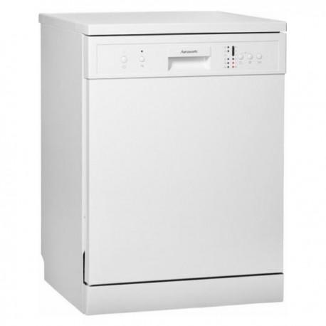 HANSEATIC WQP12-7635 WH Szabadonálló mosogatógép