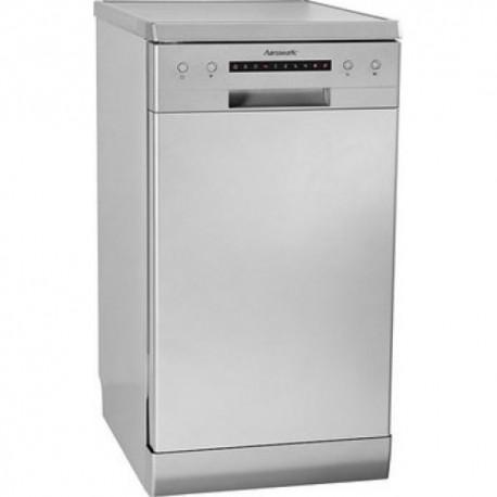 HANSEATIC WQP8-7206D IX Keskeny ezüst mosogatógép