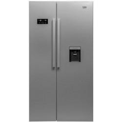 BEKO GN163221S Side by Side hűtőszekrény