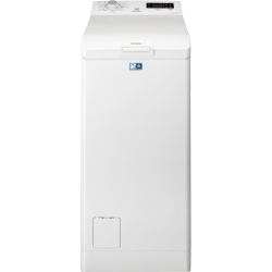 ELECTROLUX EWT1376HGW Inverteres felültöltős mosógép