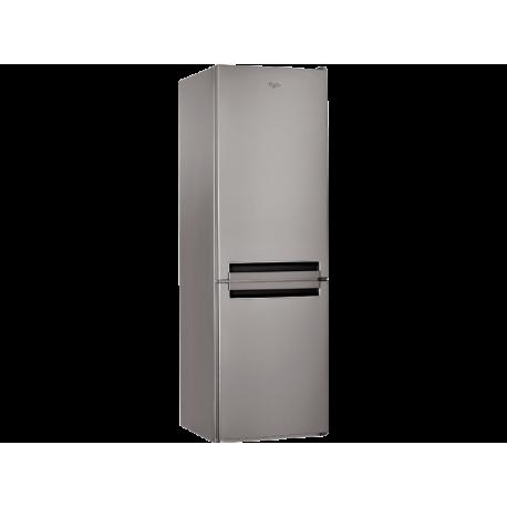 WHIRLPOOL BLF 8122 OX Kombinált hűtő, gyári garancia