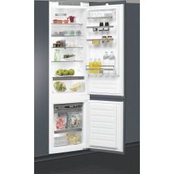WHIRLPOOL ART 9811/A++SF Beépíthető kombi hűtő, gyári garancia