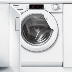 CANDY CBWM 814D-S Beépíthető elöltöltős mosógép