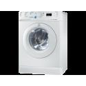 INDESIT XWSA 51052 W Keskeny elöltöltős mosógép, gyári garancia