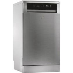 WHIRLPOOL ADP 321 IX Keskeny szabadonálló mosogatógép, gyári garancia