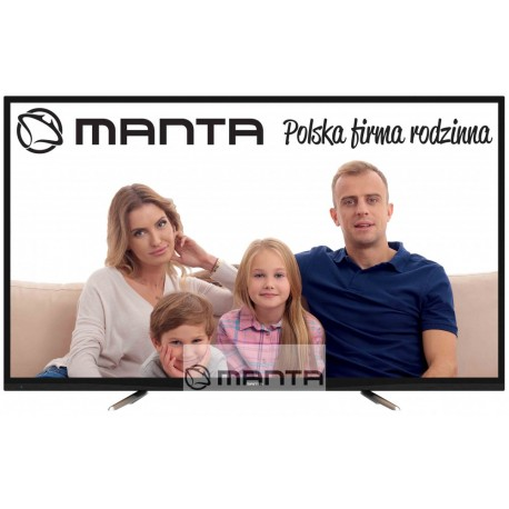 MANTA 50LUA57L SMART Android UHD 4K TV