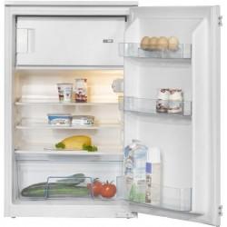 AMICA EKS 16171 Beépíthető hűtő fagyasztóval