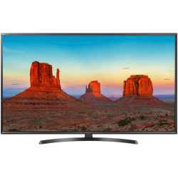 LG 43UK6470 4K UHD Smart LED Tv