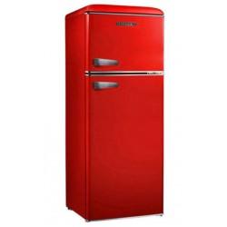SCHNEIDER DT215DR Felülfagyasztós kombi hűtő