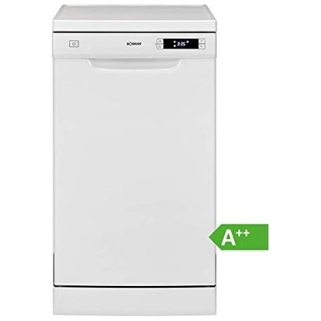 BOMANN GSP 863 Keskeny mosogatógép