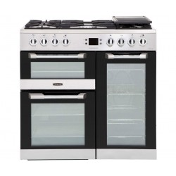 LEISURE CS90F530X Range Cooker tűzhely