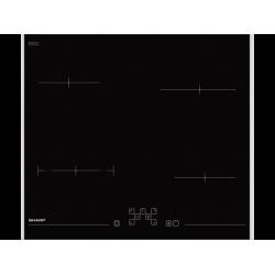 SHARP KH-6V08FT00-EU Beépíthető kerámia főzőlap