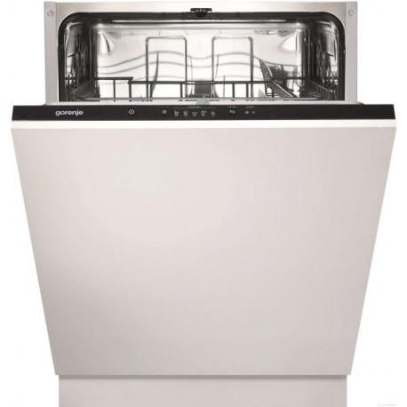 GORENJE GV62010S Beépíthető mosogatógép