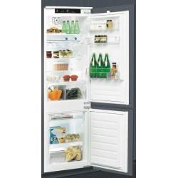 WHIRLPOOL ART 7811/A+ Beépíthető kombi hűtő