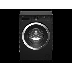 BEKO WMY 71433 PTEB Fekete elöltöltős mosógép