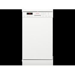 SHARP QW-S22F472W Keskeny mosogatógép