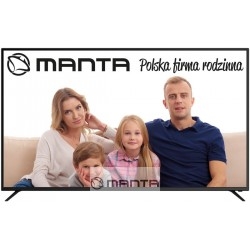 MANTA 65LUA79M SMART UHD LED TV, gyári garancia