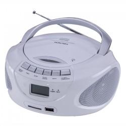 NAVON NPB300BK Hordozható CD-s rádió