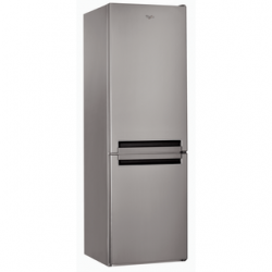 WHIRLPOOL BLF 7001 OX kombi hűtő, A+ energiaosztály