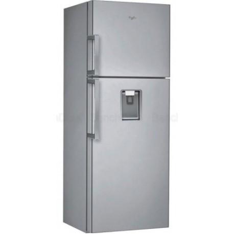 WHIRLPOOL WTV4524 NFC TS AQUA Vízadagolós kombinált hűtő