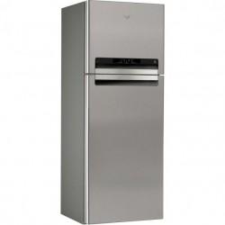 WHIRLPOOL WTV4597 NFC IX Kombinált hűtő