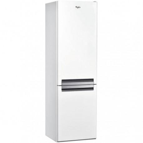 WHIRLPOOL BSNF 8121 W kombi hűtő, A+ energiaosztály