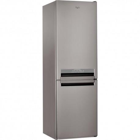 WHIRLPOOL BSNF 8762 OX Kombinált Hűtő