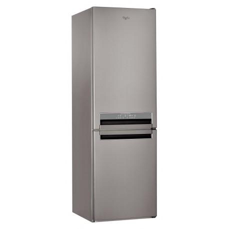 WHIRLPOOL BSNF 8773 OX Kombinált alulfagyasztós hűtőszekrény