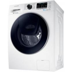 SAMSUNG WW80K5400UW Elöltöltős mosógép
