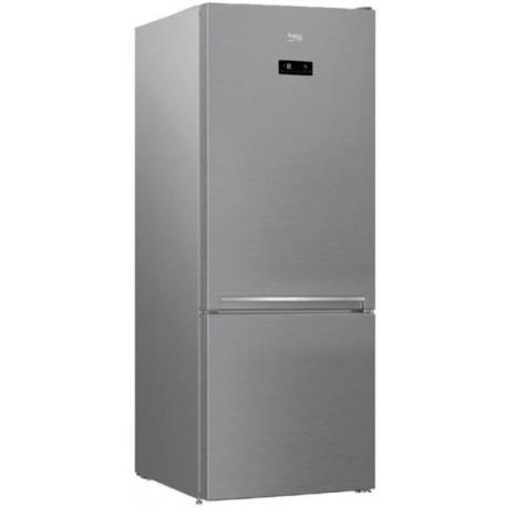 BEKO RCNE560E30ZXB 70 cm széles Kombinált hűtő