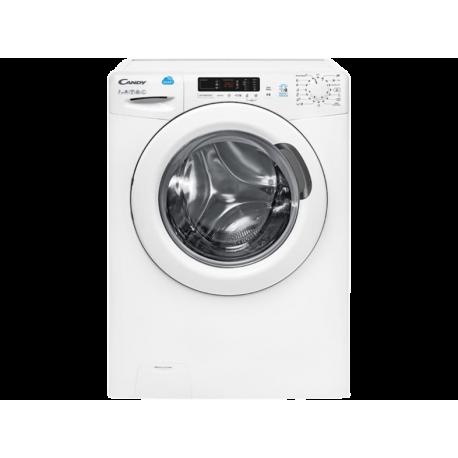 CANDY CS4 1272D3/1-S Keskeny elöltöltős mosógép