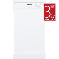 NAVON DW 45 Keskeny szabadonálló mosogatógép, 3 év garanciával