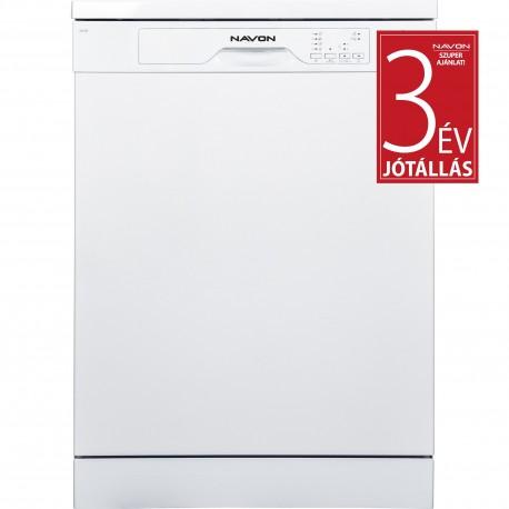 NAVON DW 60 Szabadonálló mosogatógép, gyári garanciával