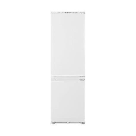 HANSEATIC HEKS 17754GA2W Beépíthető kombinált hűtőszekrény