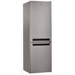 WHIRLPOOL BSNF 9152 OX Kombinált hűtőszekrény